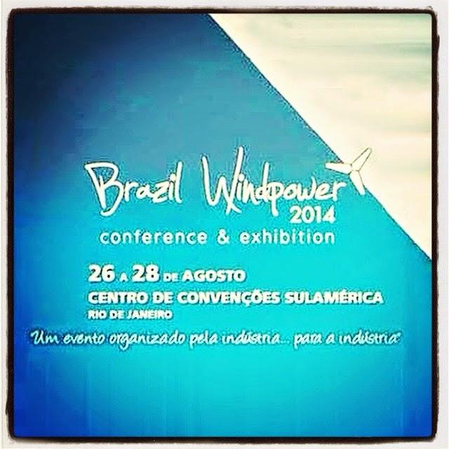 Brasil WindPower 2014
