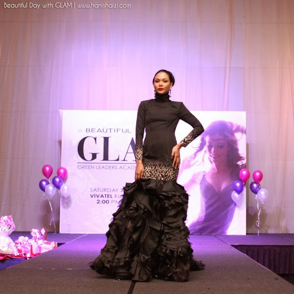 MOdel Rizman Ruzaini in A Beautiful Day with GLAM and comapany Hai-O Marketing