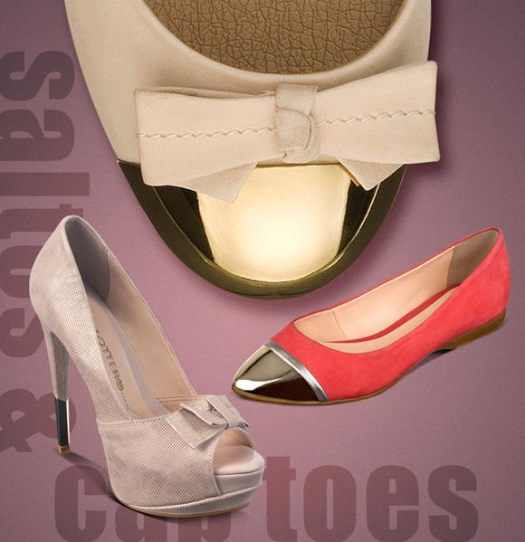 a18c36088 Uma das tendências da moda que promete ser sucesso no Brasil, assim como já  está sendo em várias partes do mundo, são os calçados que possuem o bico ou  a ...