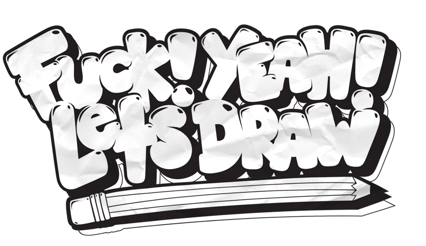 Fuck yeah! Let's Draw