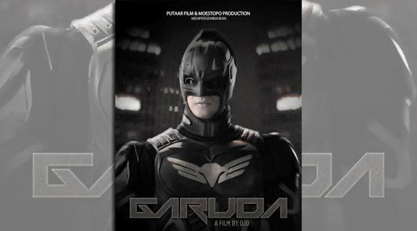 Garuda Superhero Film Superhero Pertama Indonesia
