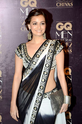 Diya Mirza - GQ Men of the Year 2012