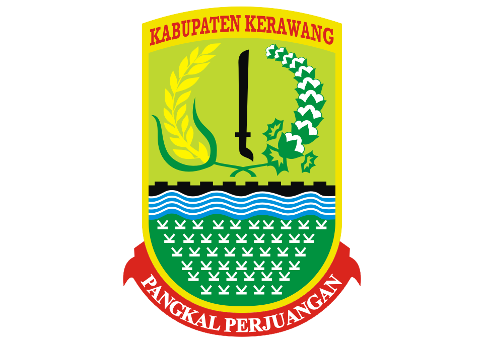 Logo Kabupaten Kerawang Vector download free