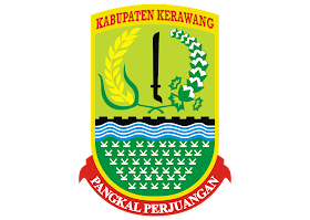 Kabupaten Kerawang Logo Vector download free