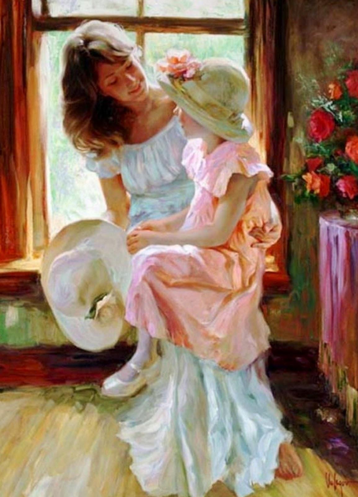 cuadros-impresionistas-mujeres-sombrero