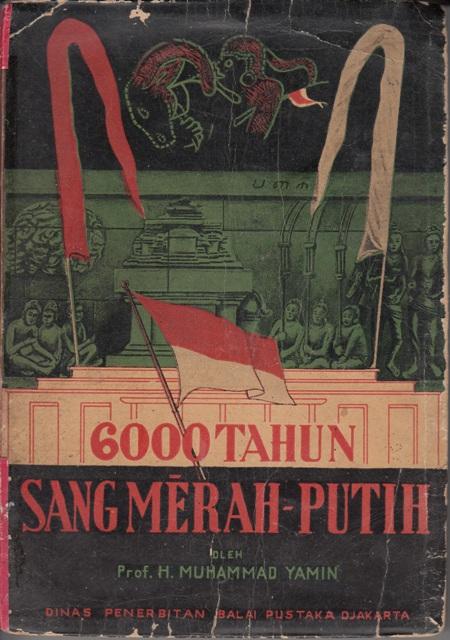 Jual Buku 6000 Tahun Sang Merah-Putih - Toko Cinta Buku Bekas