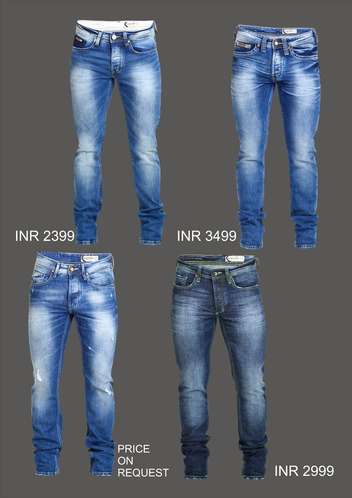 Great denim washes, must pick one.