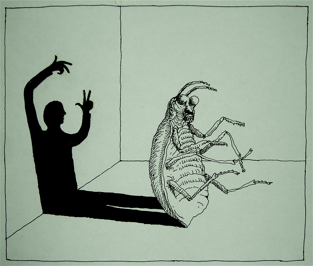 an analysis of the character of gregor samsa in the novel the metamorphosis by franz kafka In chapter two of franz kafka's 'metamorphosis,' gregor samsa becomes more comfortable with his transformation he begins to move about his room, but it comes at a price.
