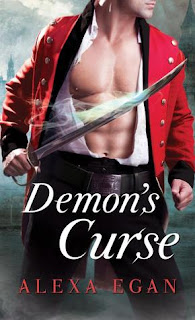 Review: Demon's Curse by Alexa Egan