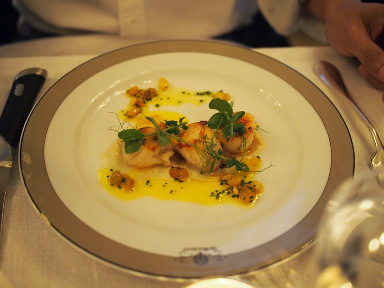 the wolseley scallops