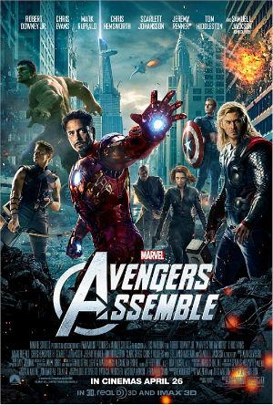 Siêu Anh Hùng Báo Thù - The Avengers