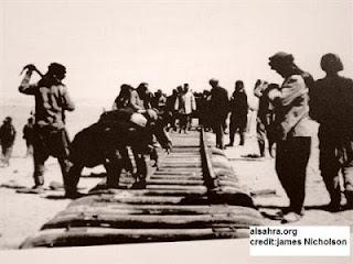تأسيس سكة حديد الحجاز
