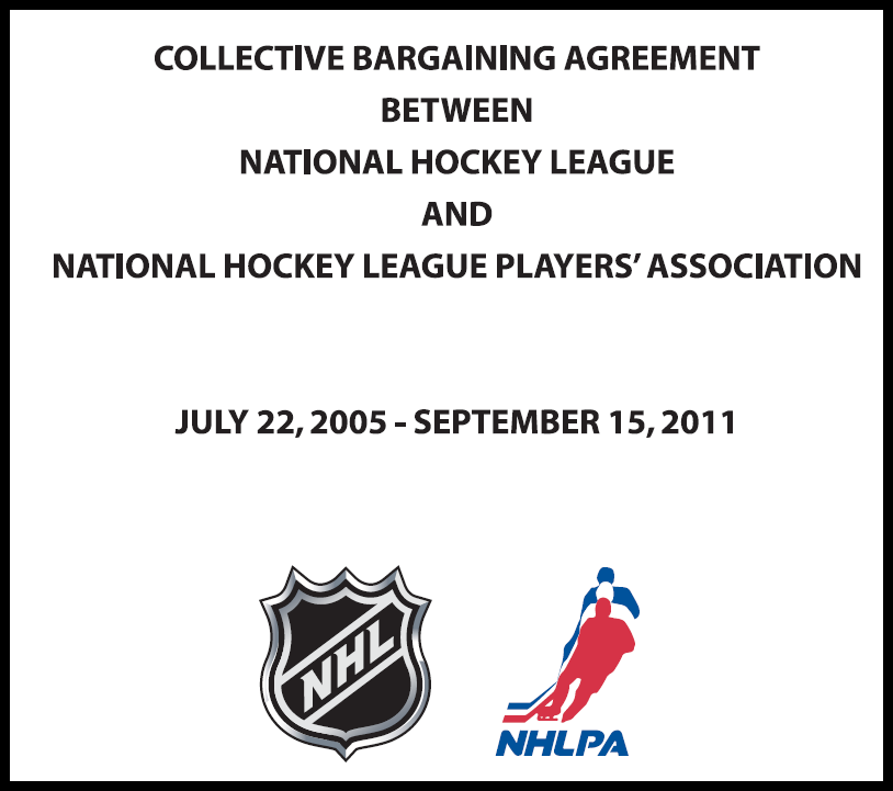 Offside Sports Law The Nhl Cba Chris Prongers Contract One For