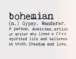 boho chic definicao bohemian