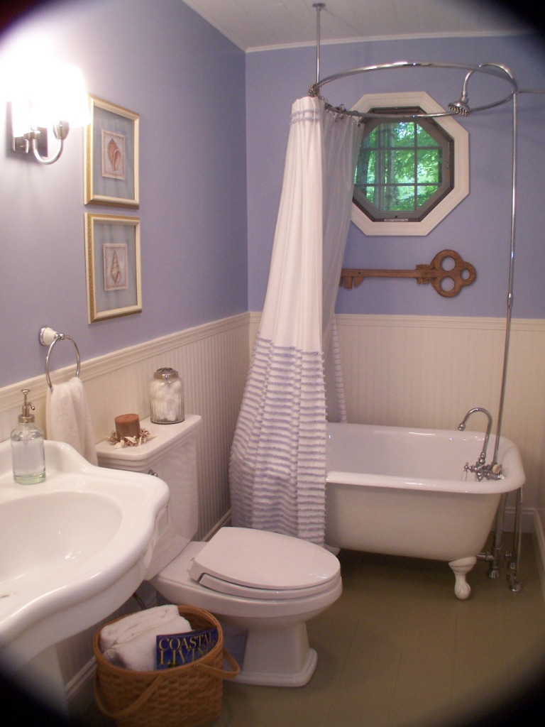 easy bathroom makeover | home interior designs and decorating ideas