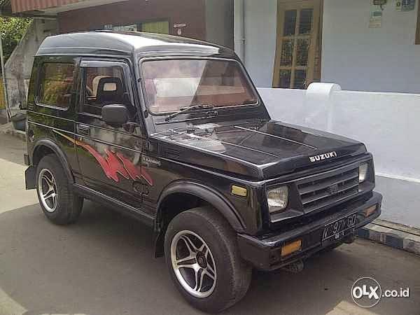 Jual Suzuki Katana Blitz Malang Kota Th90, 39jt | Mobil ...