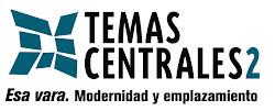 Exposición Esa Vara, Modernidad y Desplazamiento, en Simposio Temas Centrales 2.