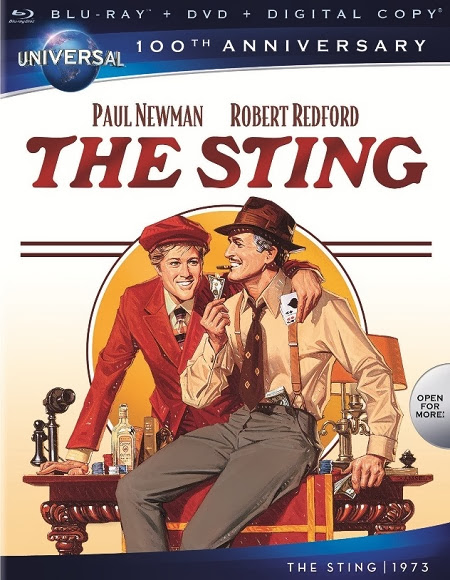 The Sting 1973 BRRip 480p 300mb