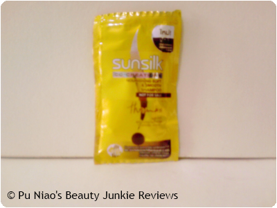 Sunsilk Co-Creations Nourishing Soft & Smooth Shampoo
