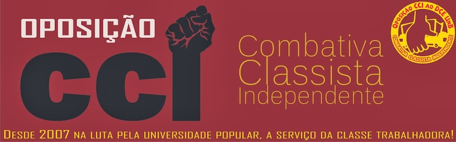 Oposição Combativa, Classista e Independente