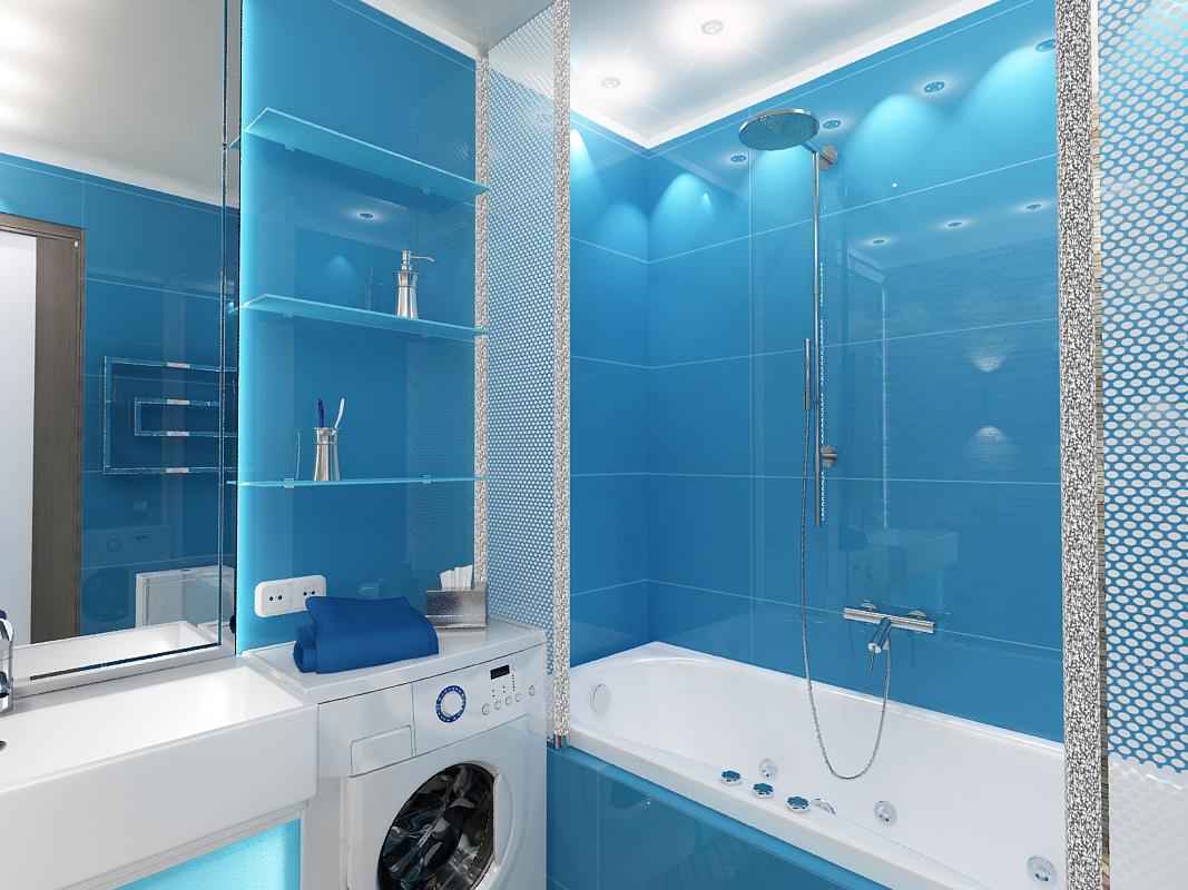 Дизайн ванной комнаты 4 метра фото