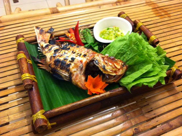 Vietnam Traditional Restaurant: An Nam Quan