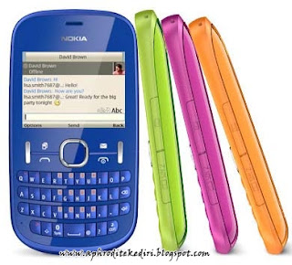 Harga Nokia Asha 200