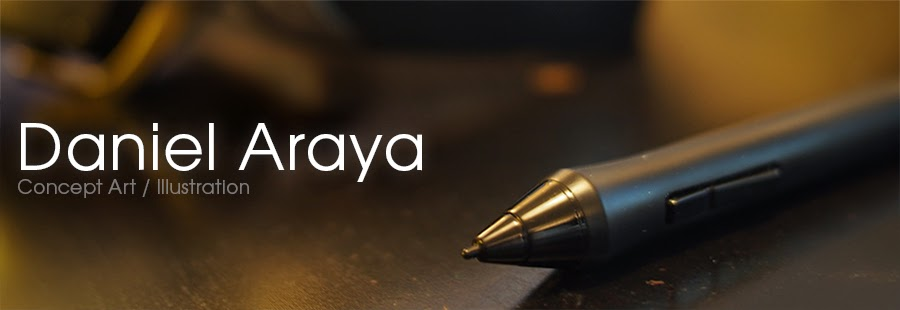 Art of Araya - Portfolio