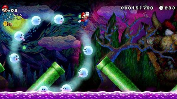 New Super Mario Forever Screenshot 2