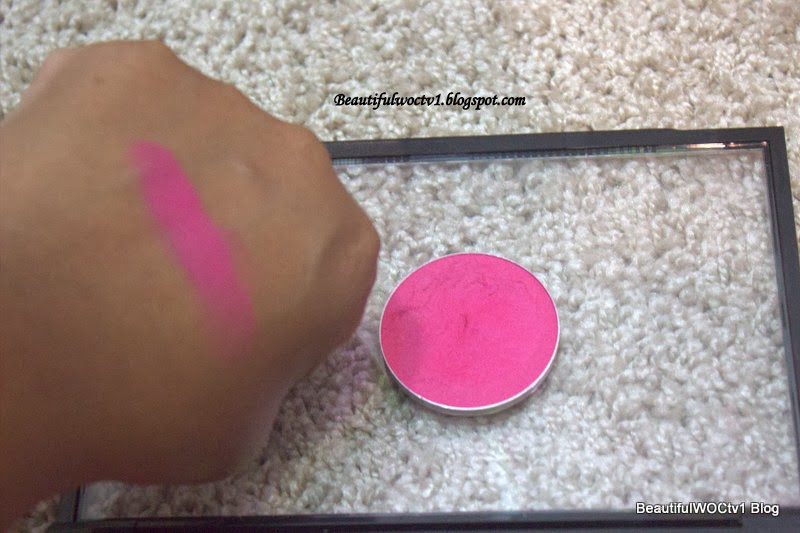 MAC Rhubarb Blush
