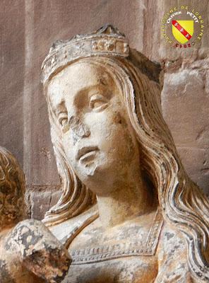 RAMBERVILLERS (88) - L'église Sainte Libaire - Vierge