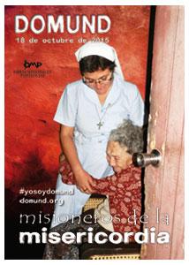 Jornada Mundial de las Misiones 2015, Misioneros de la misericordia