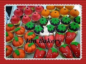 Kelas DIY Tart Nenas bentuk buah dan sayuran RM250
