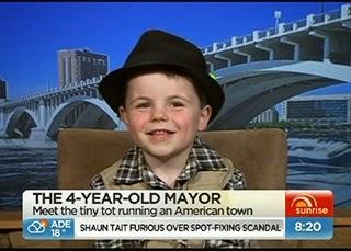 7 Walikota Termuda Di Dunia