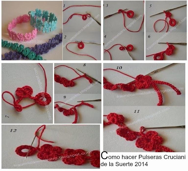 Collares En Crochet Del Ano 2014 Pinterest   newhairstylesformen2014