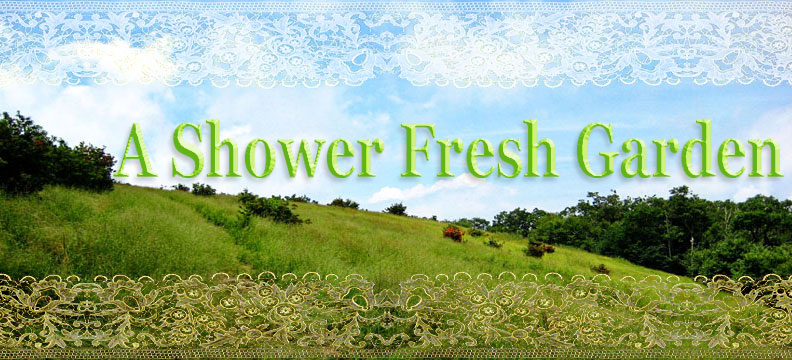 A Shower Fresh Garden