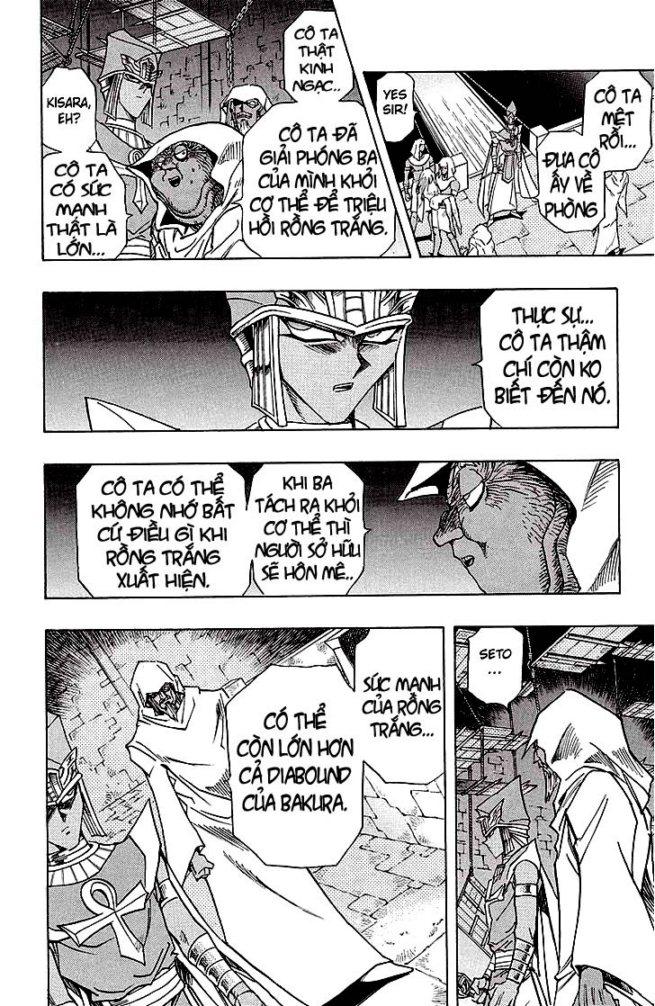 YuGi Oh – Vua Trò Chơi chap 311 Trang 10