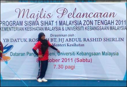 progran siswa sihat 1 MALAYSIA