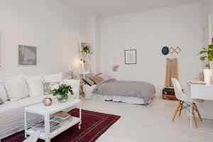 Skandynawska funkcjonalność w mieszkaniu
