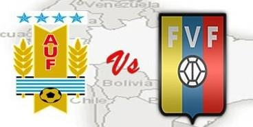 Ver Uruguay vs Venezuela en vivo online