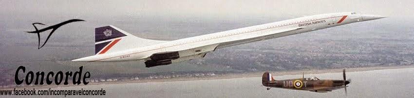 Incomparável Concorde