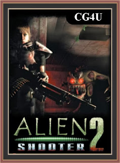 Alien Shooter 2 Cover, Poster