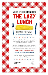 POP UP: THE LAZY LUNCH