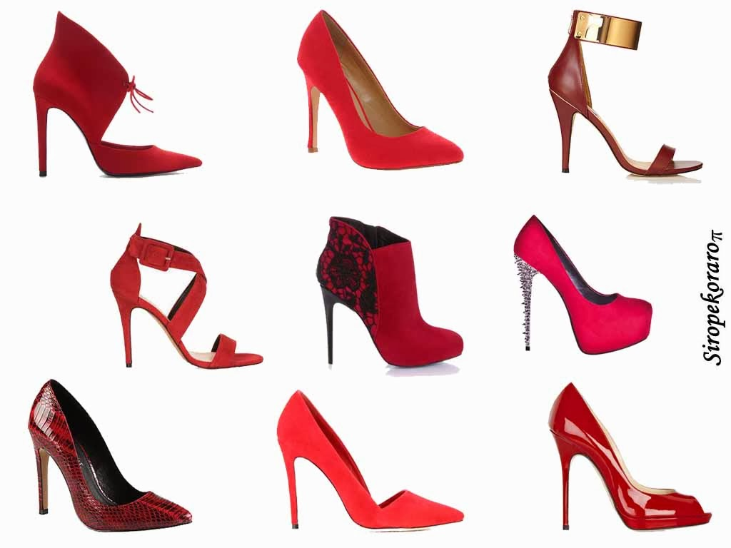 Rojos Notebook Sirope´s Notebook Tendencias Sirope´s Tendencias Zapatos xBq8P7qw