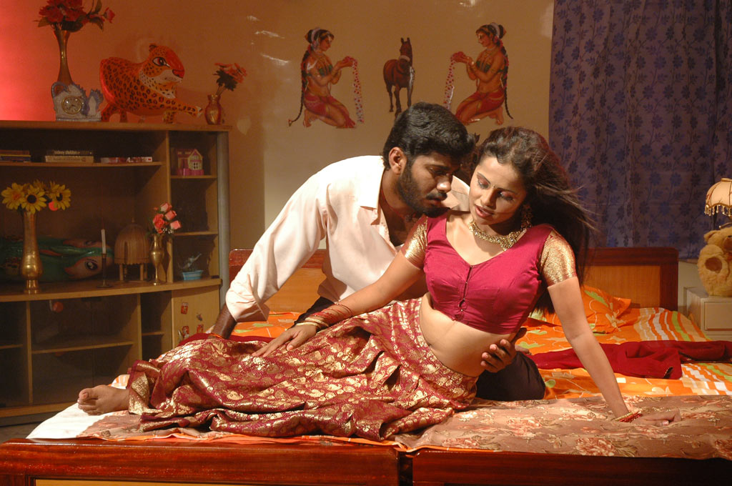 Hot Bed Scene 28 Images Anuya Hot Bed Scene From