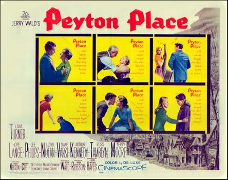 """""""Peyton Place"""" (1957)"""
