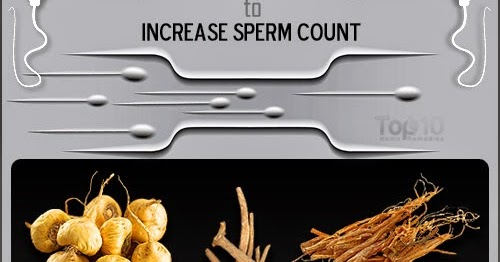 Increase active sperm count