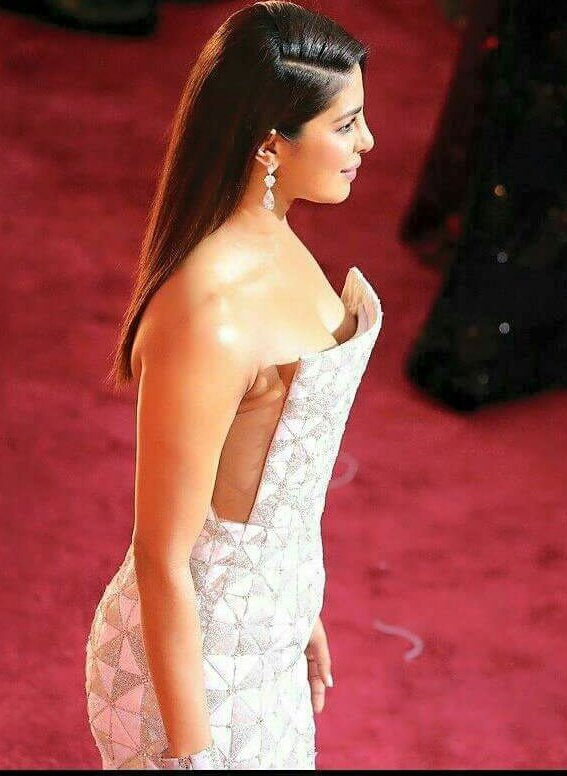 Priyanka Chopra Hot at Oscars 2017