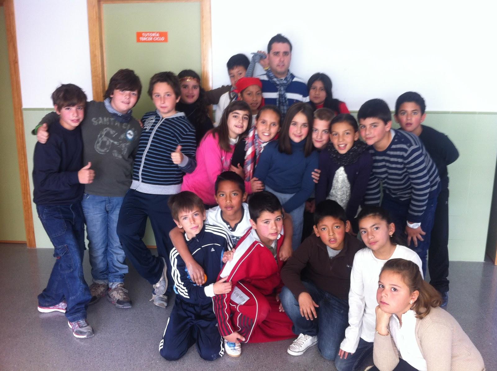 2011/12 CEIP SAN JOSÉ DE CALASANZ 5ºB (YECLA)