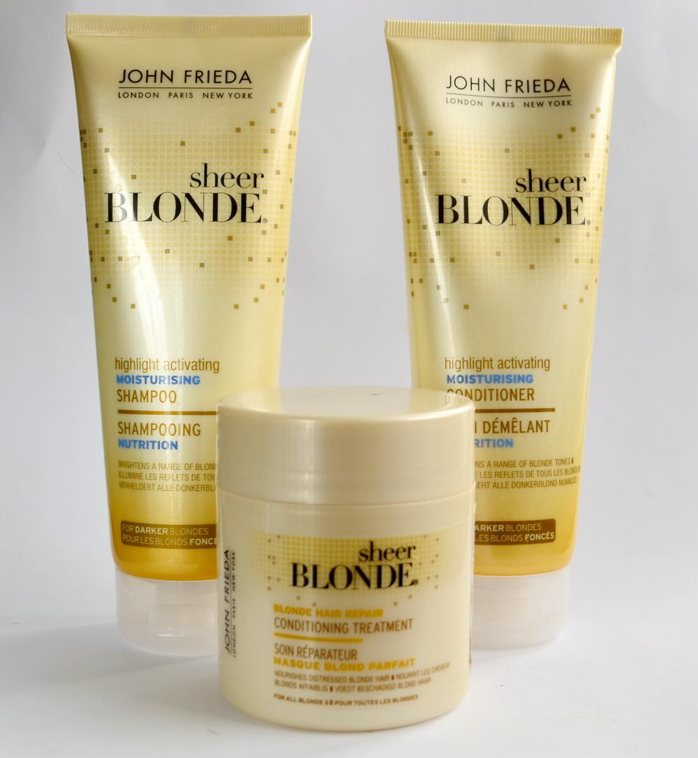 Маски для блондинок для волос